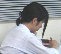 岐阜県大垣市の中学生の塾 彩心塾 卒塾生の声 河合さん